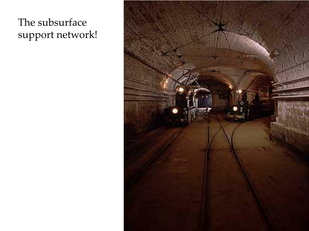 The subsurface