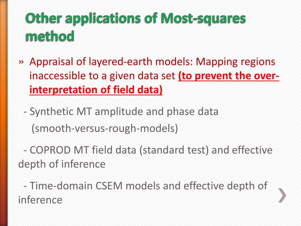 Appraisal of layered-earth models: Mapping regions inaccessible to a given data