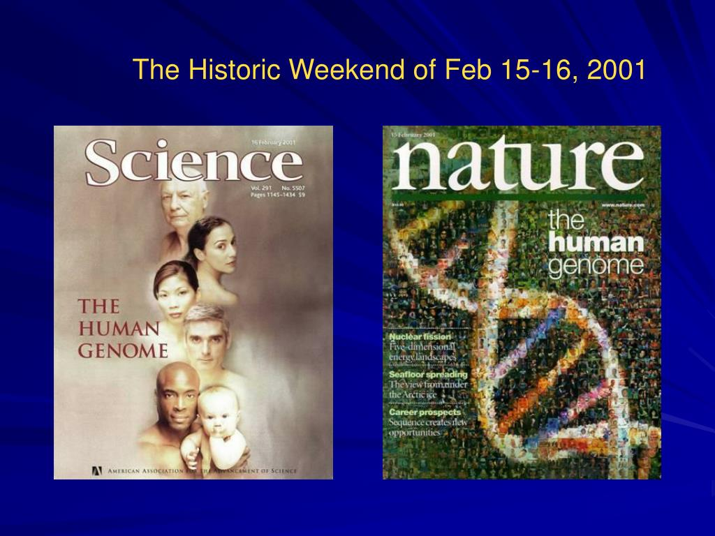 The Historic Weekend of Feb 15-16, 2001