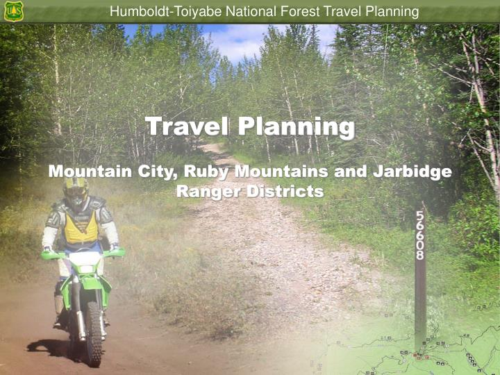 Travel planning mountain city ruby mountains and jarbidge ranger districts