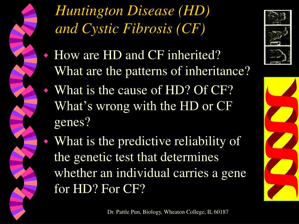 Huntington Disease (HD)