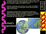 iceland s experiment
