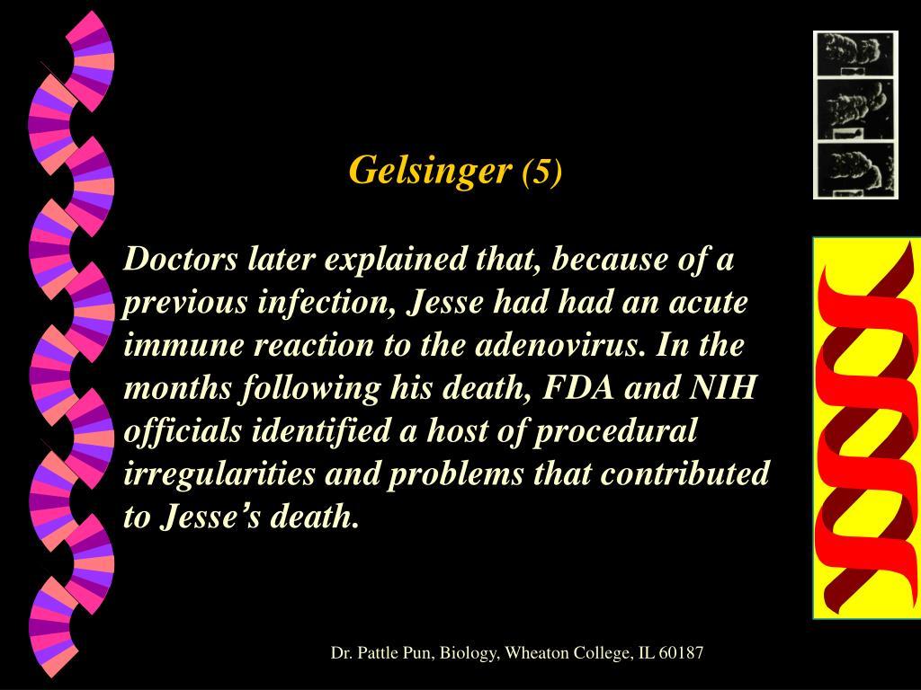 Gelsinger