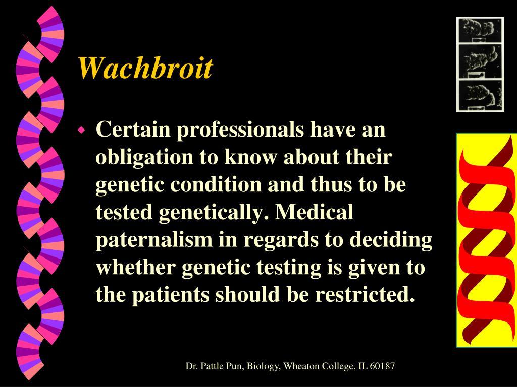 Wachbroit