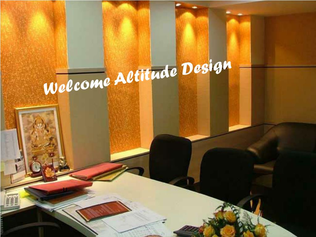 Welcome Altitude Design