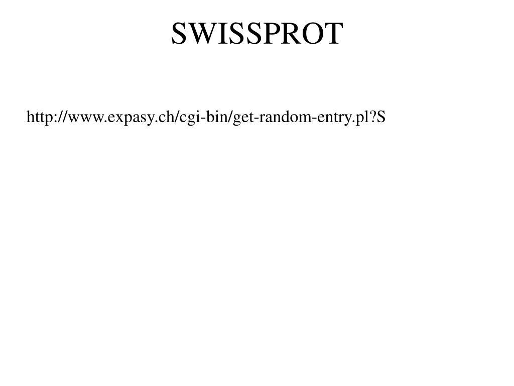 SWISSPROT