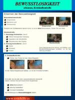 bewusstlosigkeit erkennen kreislaufkontrolle