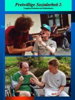 freiwillige sozialarbeit 2 umgehen arbeiten mit behinderten