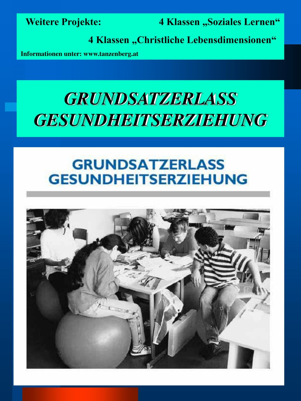 "Weitere Projekte:                       4 Klassen ""Soziales Lernen"""