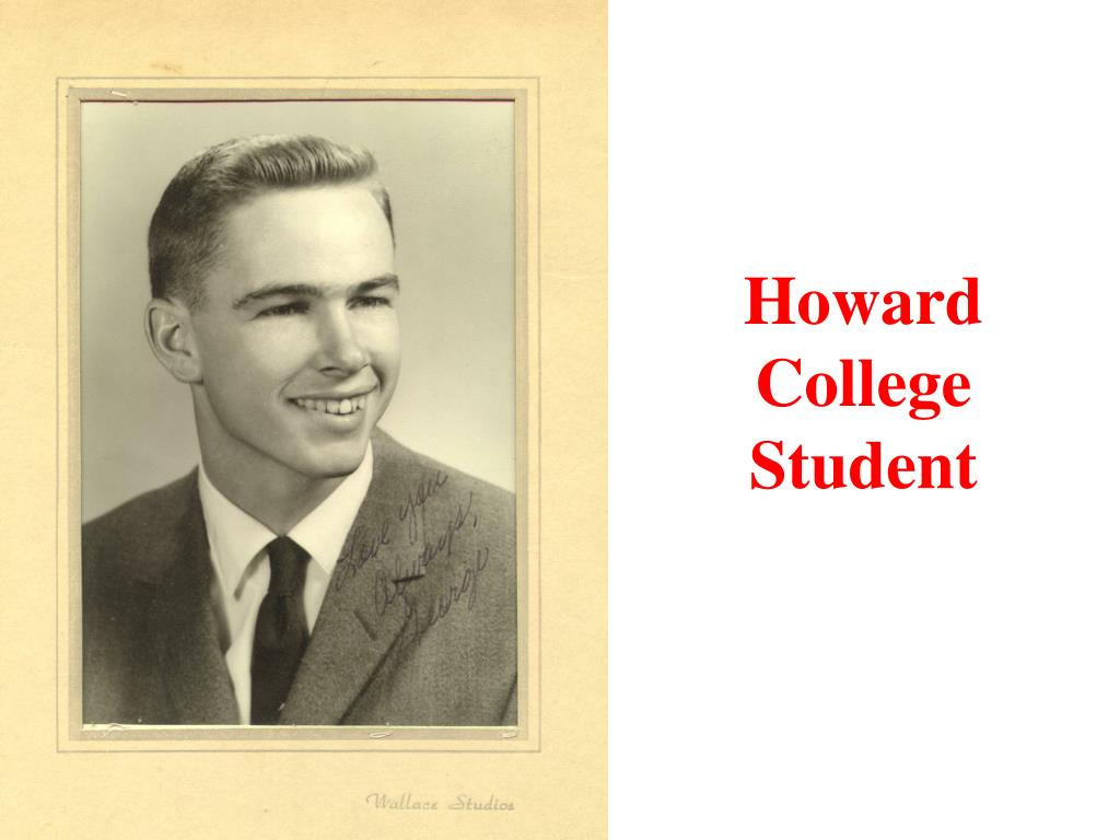 Howard College Student