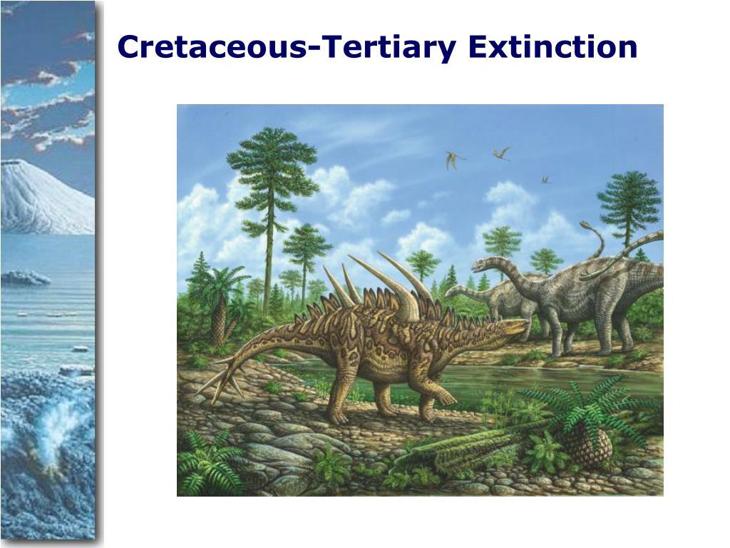 Cretaceous-Tertiary Extinction