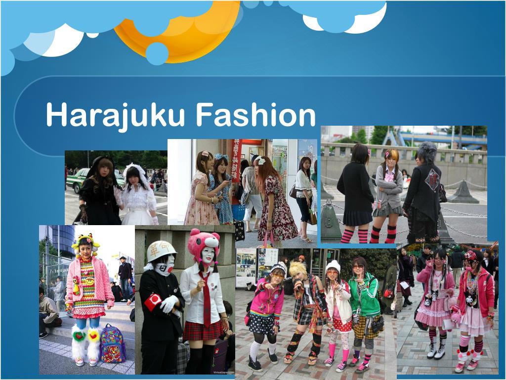 Harajuku Fashion