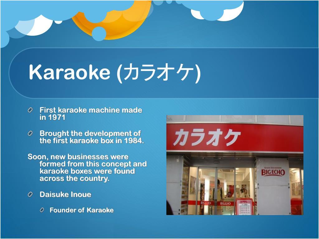 Karaoke (