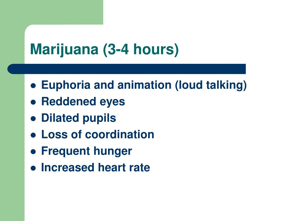 Marijuana orgasm heart rate by