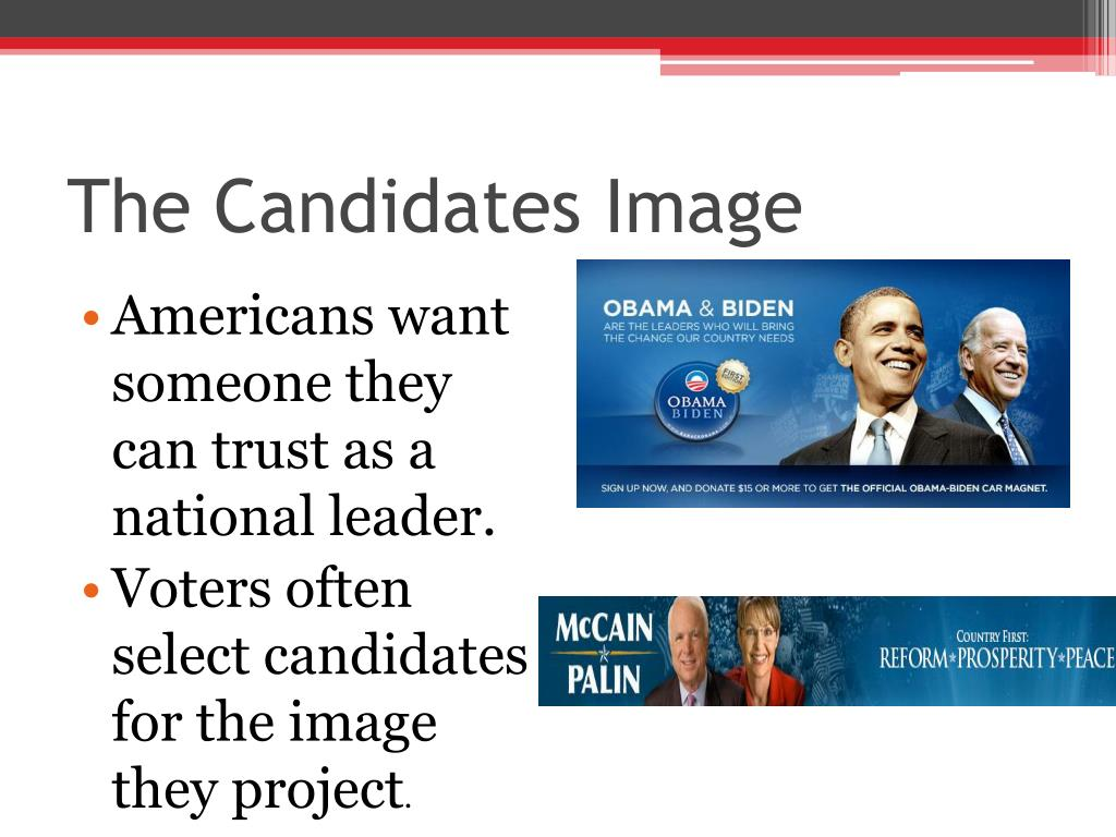 The Candidates Image