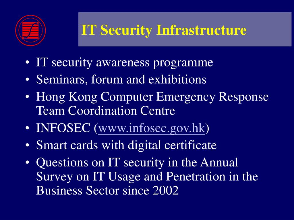 IT Security Infrastructure