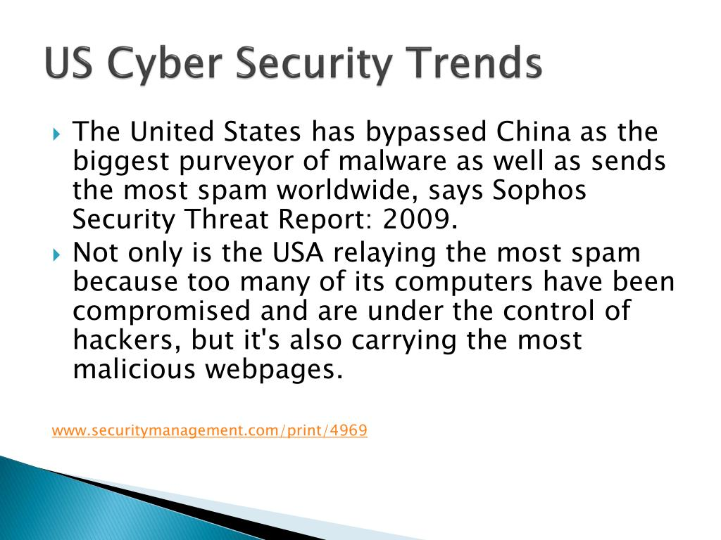 US Cyber Security Trends