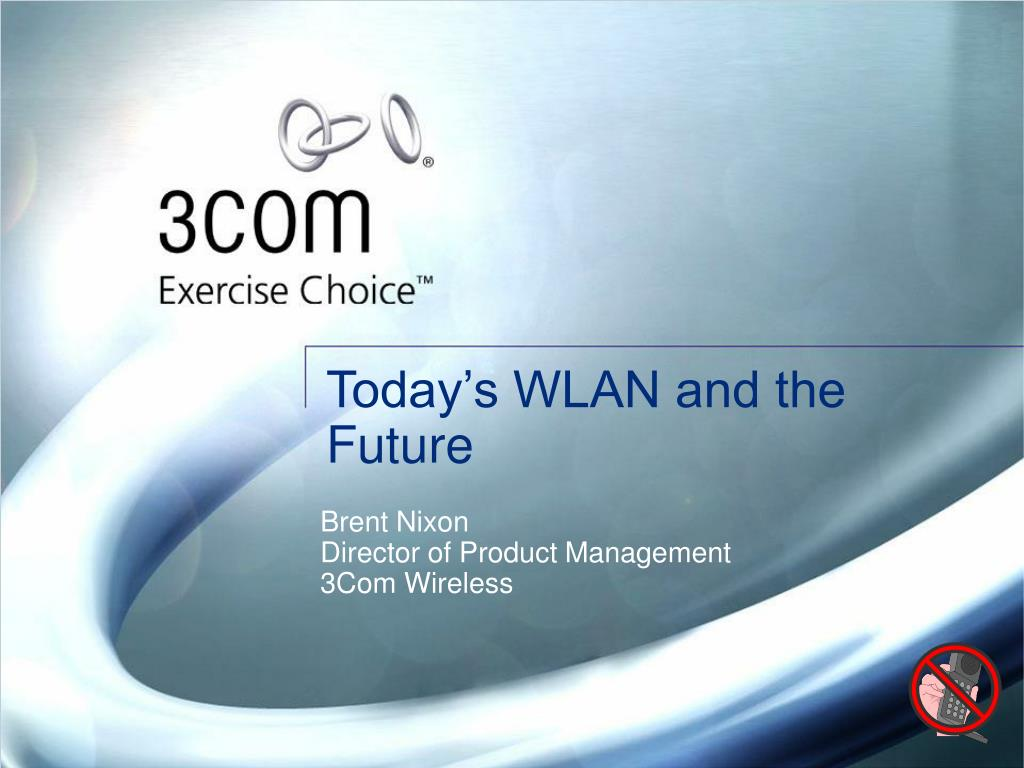 Today's WLAN and the Future