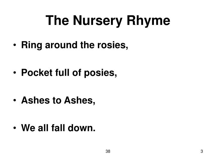The nursery rhyme
