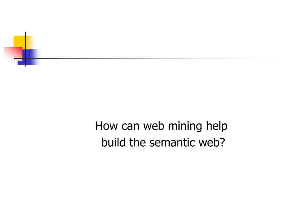 How can web mining help