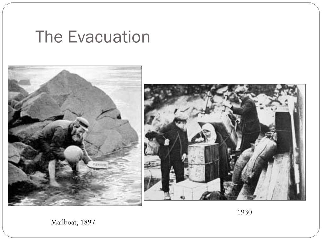 The Evacuation