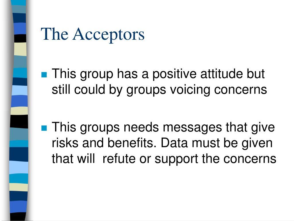 The Acceptors