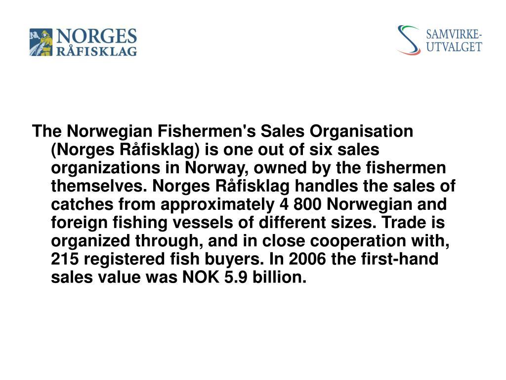The Norwegian Fishermen's SalesOrganisation