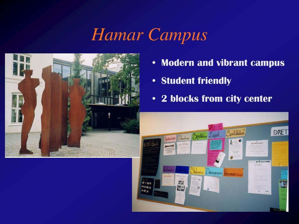 Hamar Campus