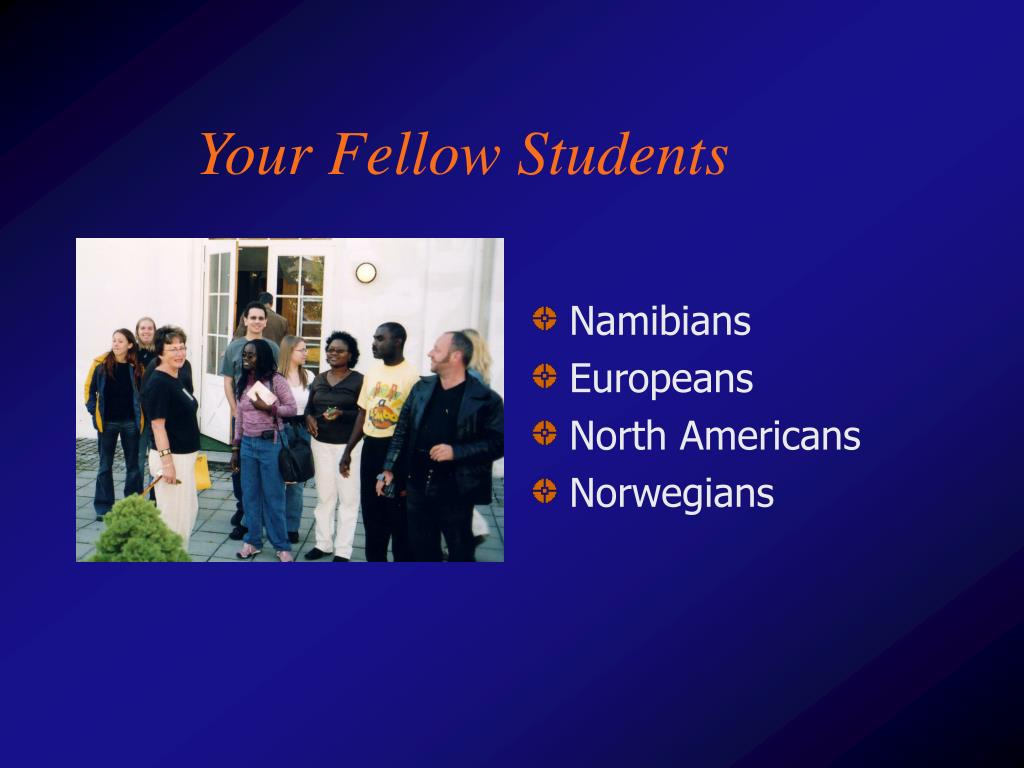 Your Fellow Students