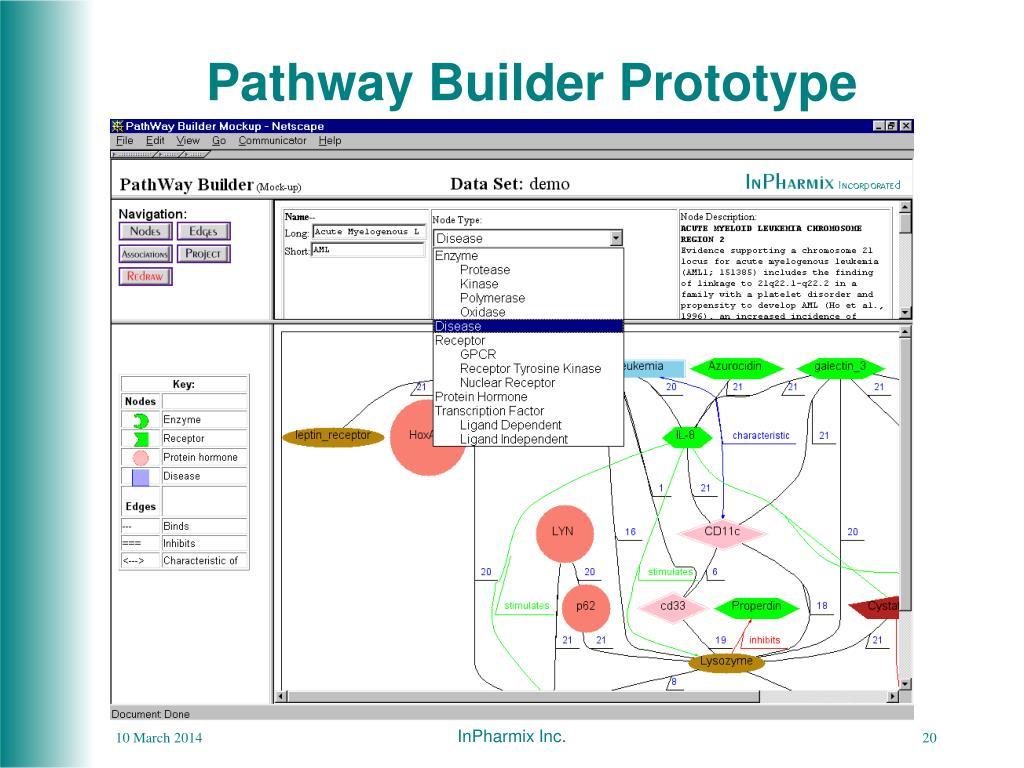 Pathway Builder Prototype