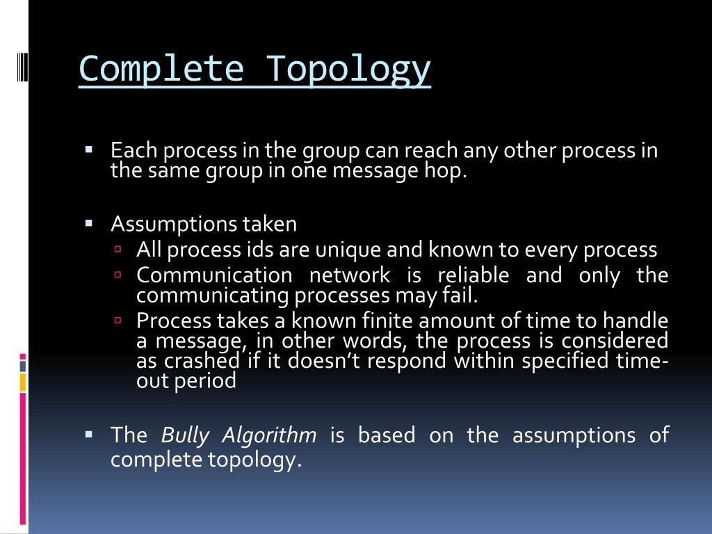 Complete Topology