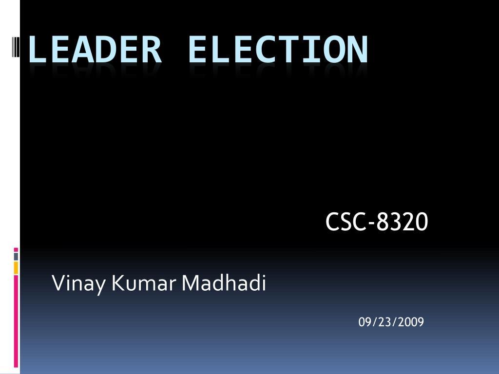 Vinay Kumar Madhadi