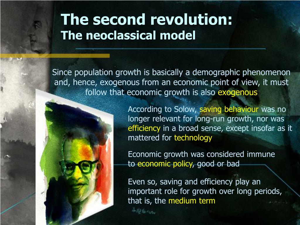 The second revolution: