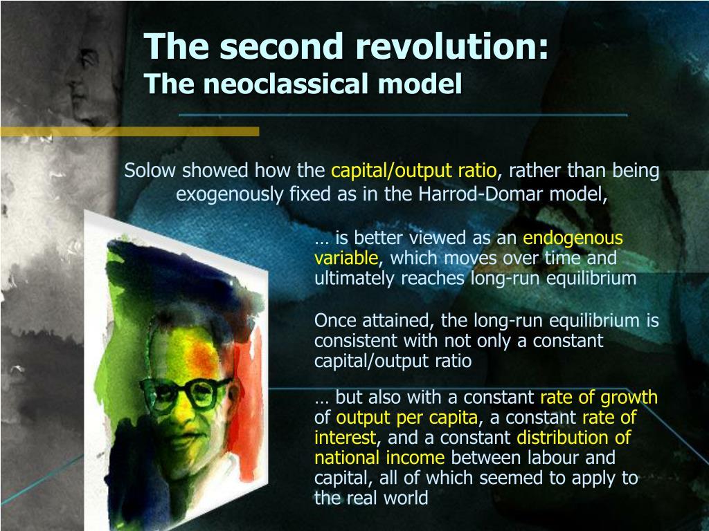 The second revolution: