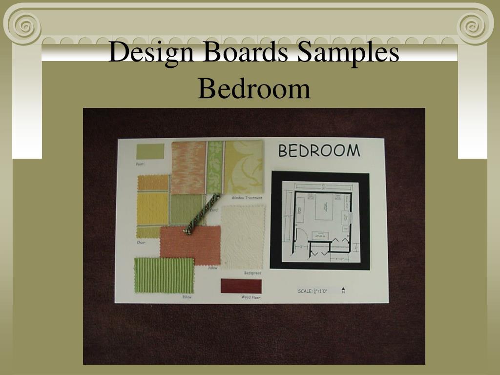 Design Boards Samples