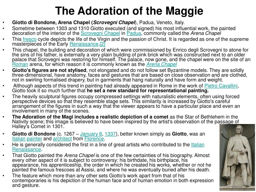 The Adoration of the Maggie