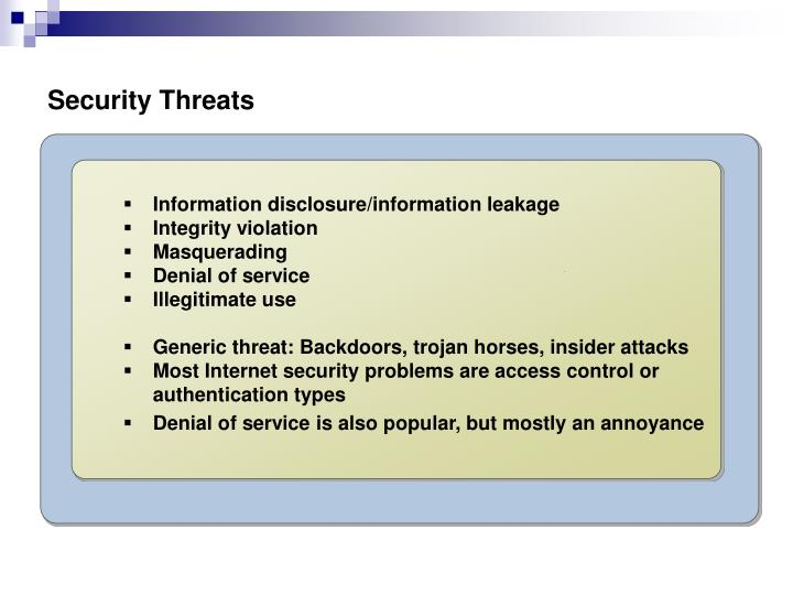 Security threats l.jpg