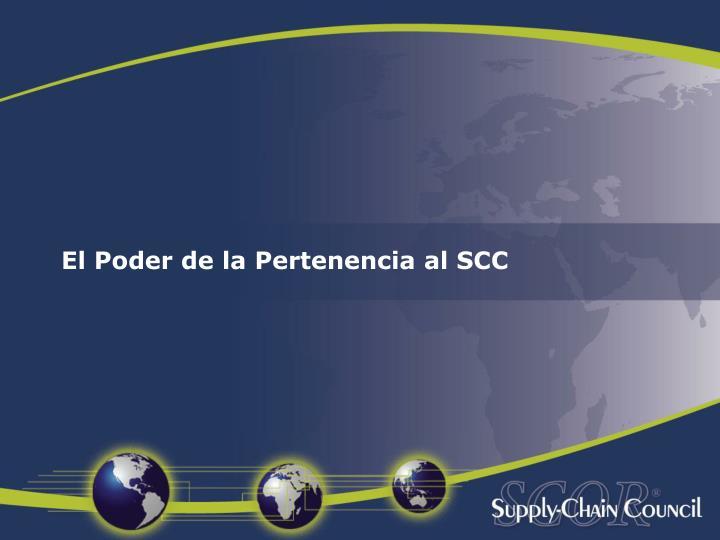 El Poder de la Pertenencia al SCC