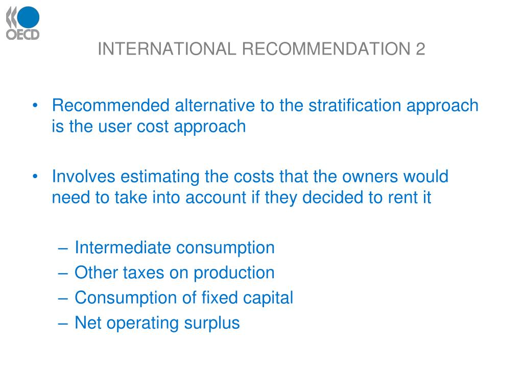 INTERNATIONAL RECOMMENDATION 2