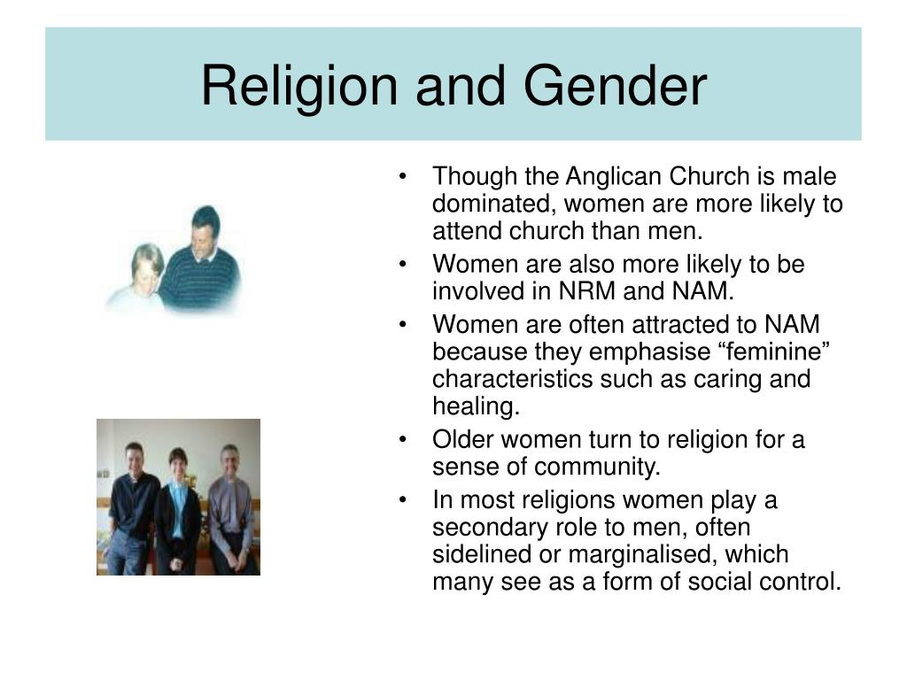 Religion and Gender