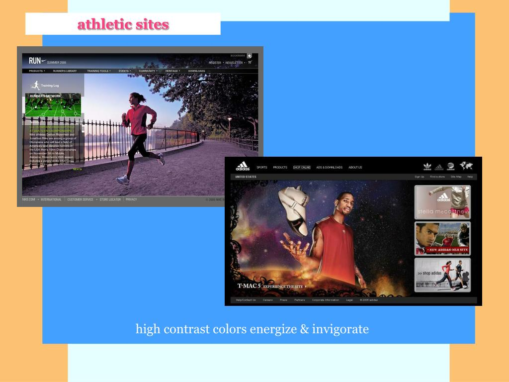 athletic sites
