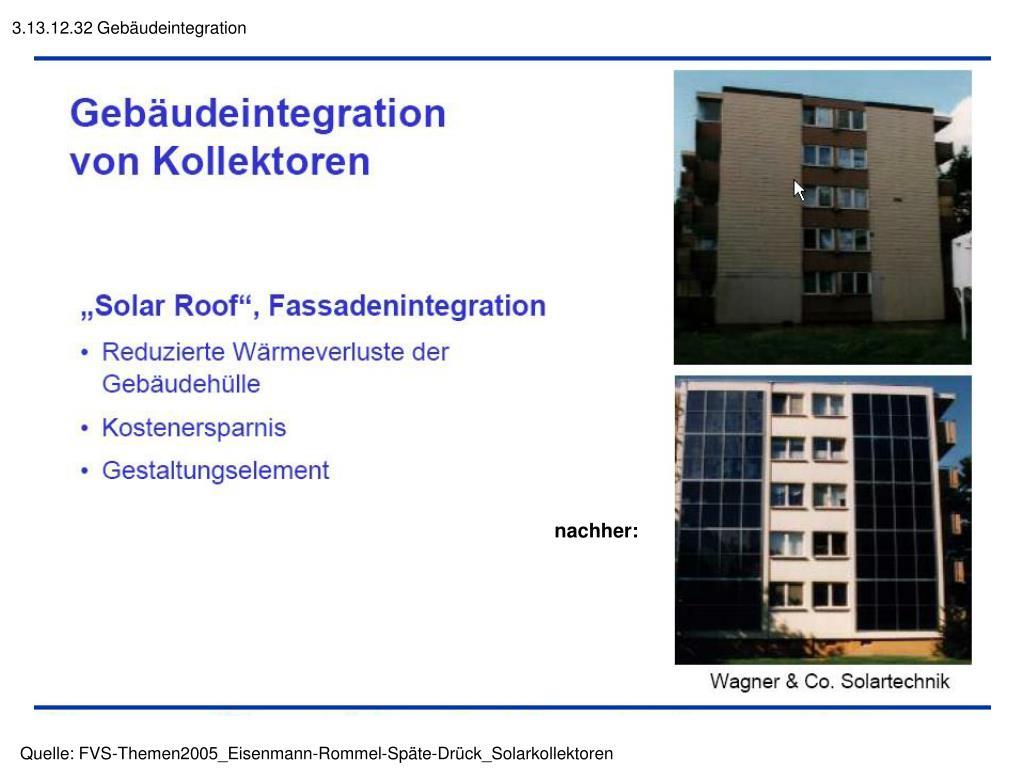 3.13.12.32 Gebäudeintegration