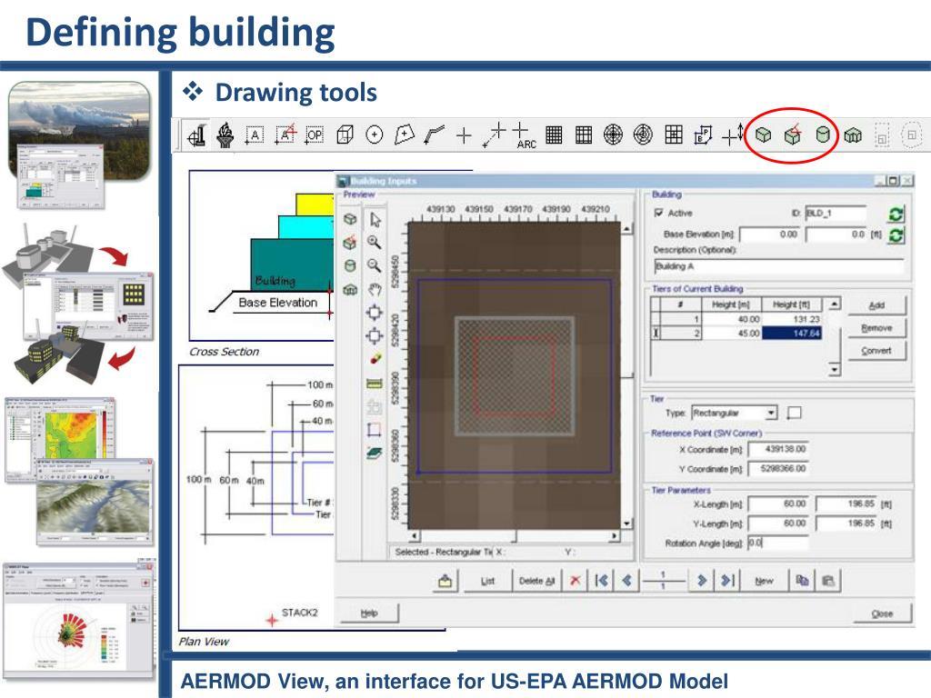 Defining building