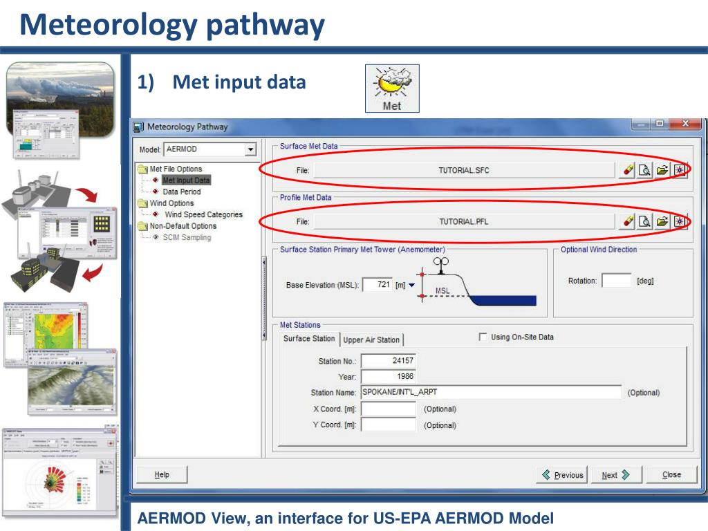 Meteorology pathway