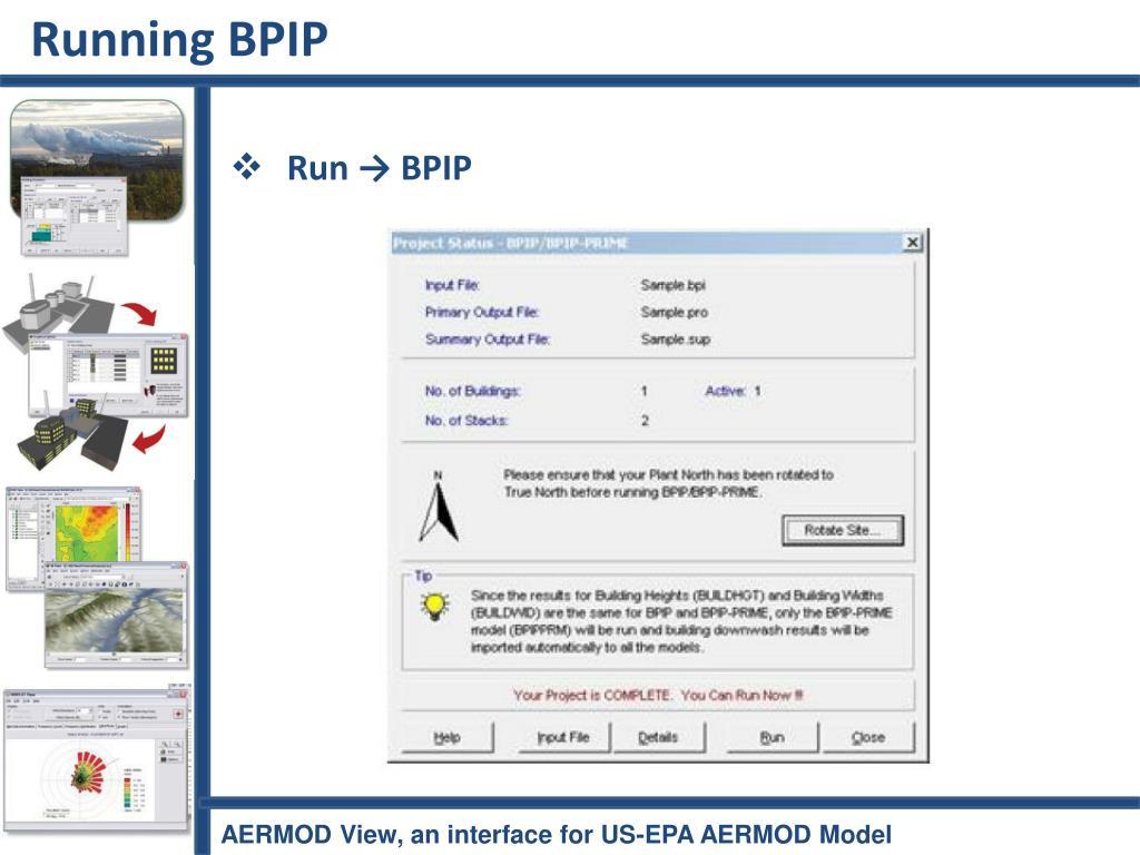 Running BPIP