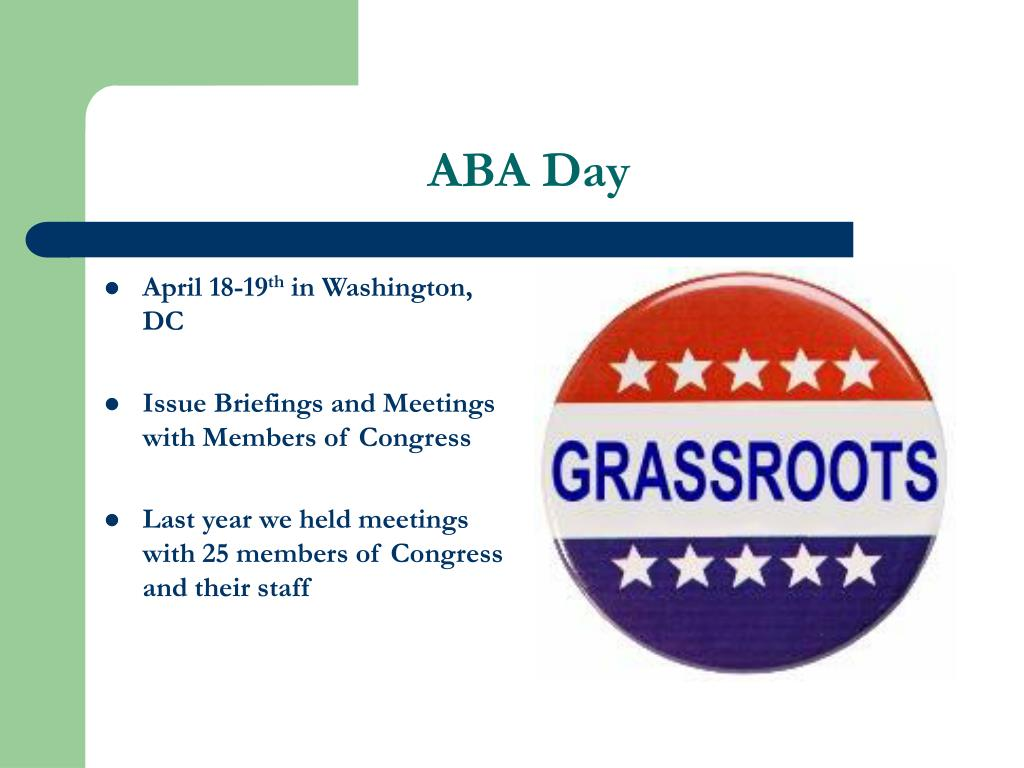 ABA Day