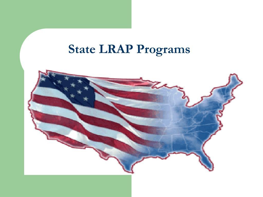 State LRAP Programs