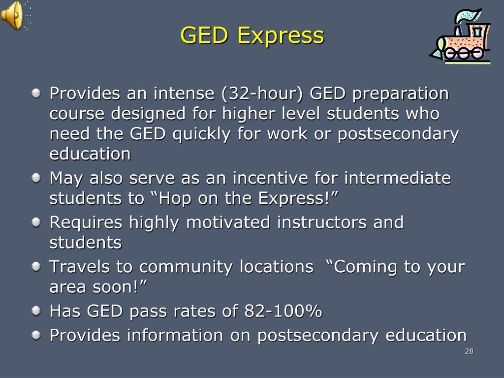 GED Express