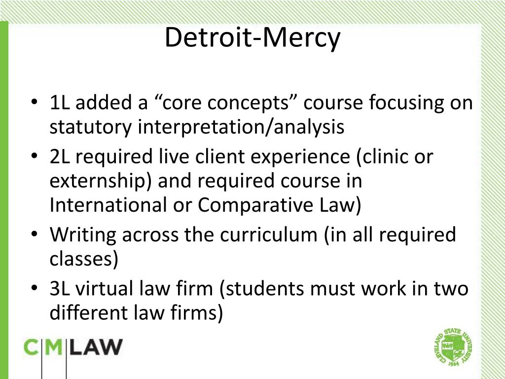 "1L added a ""core concepts"" course focusing on statutory interpretation/analysis"