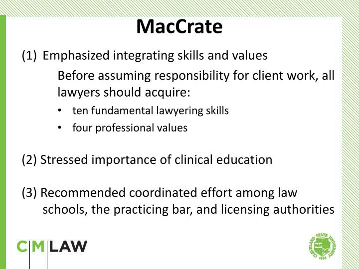 Maccrate